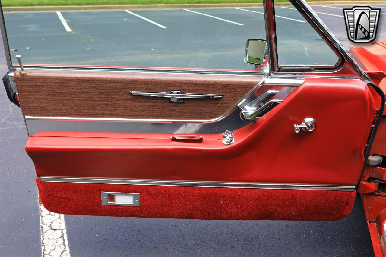 1965 Ford Thunderbird 20
