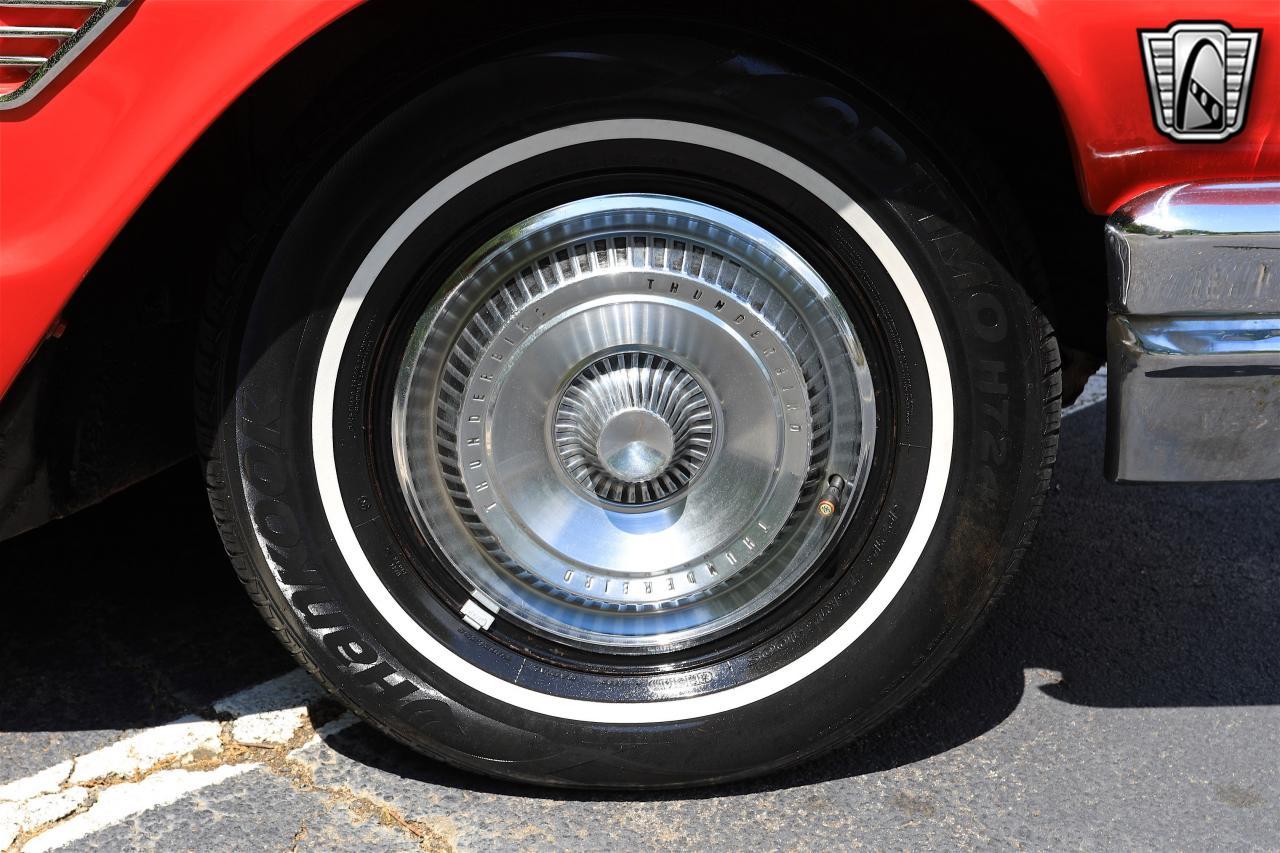 1965 Ford Thunderbird 55