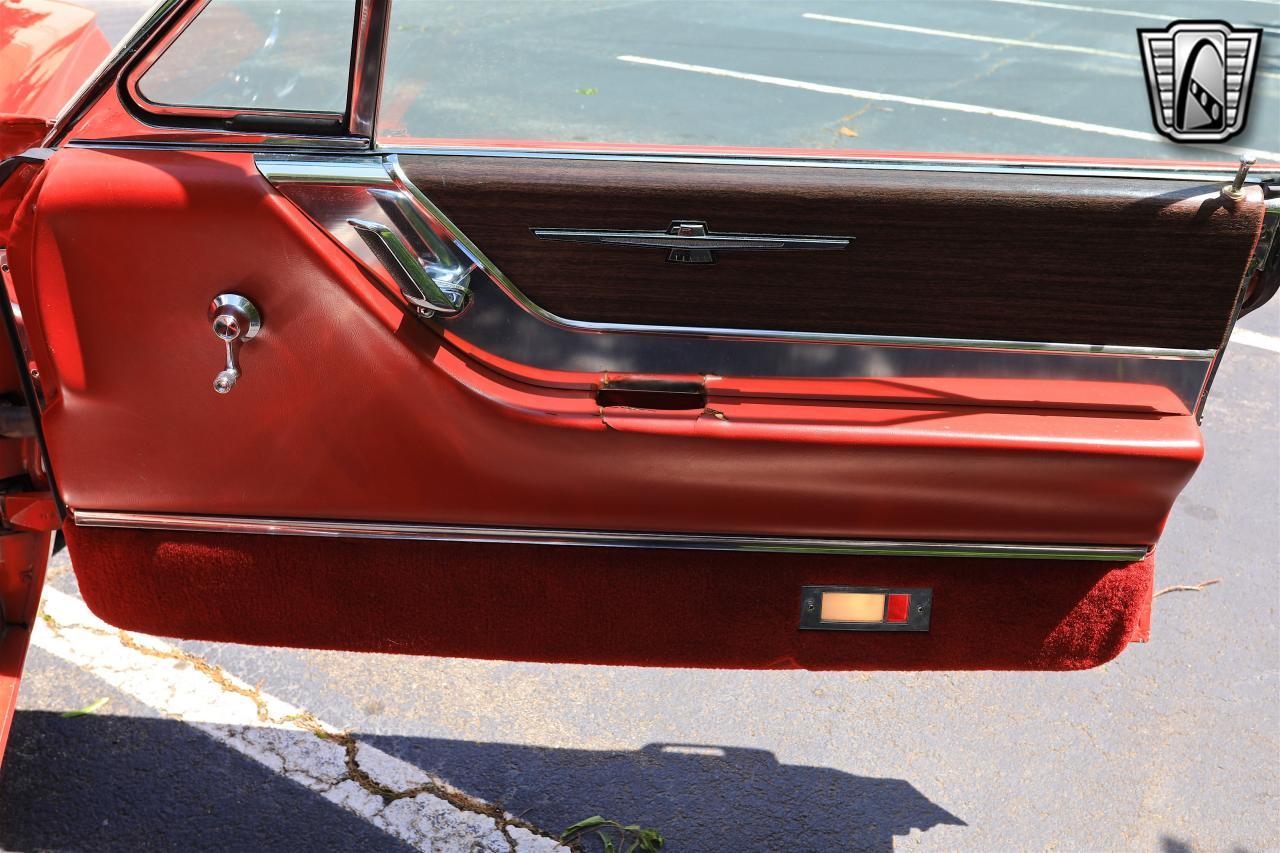1965 Ford Thunderbird 58