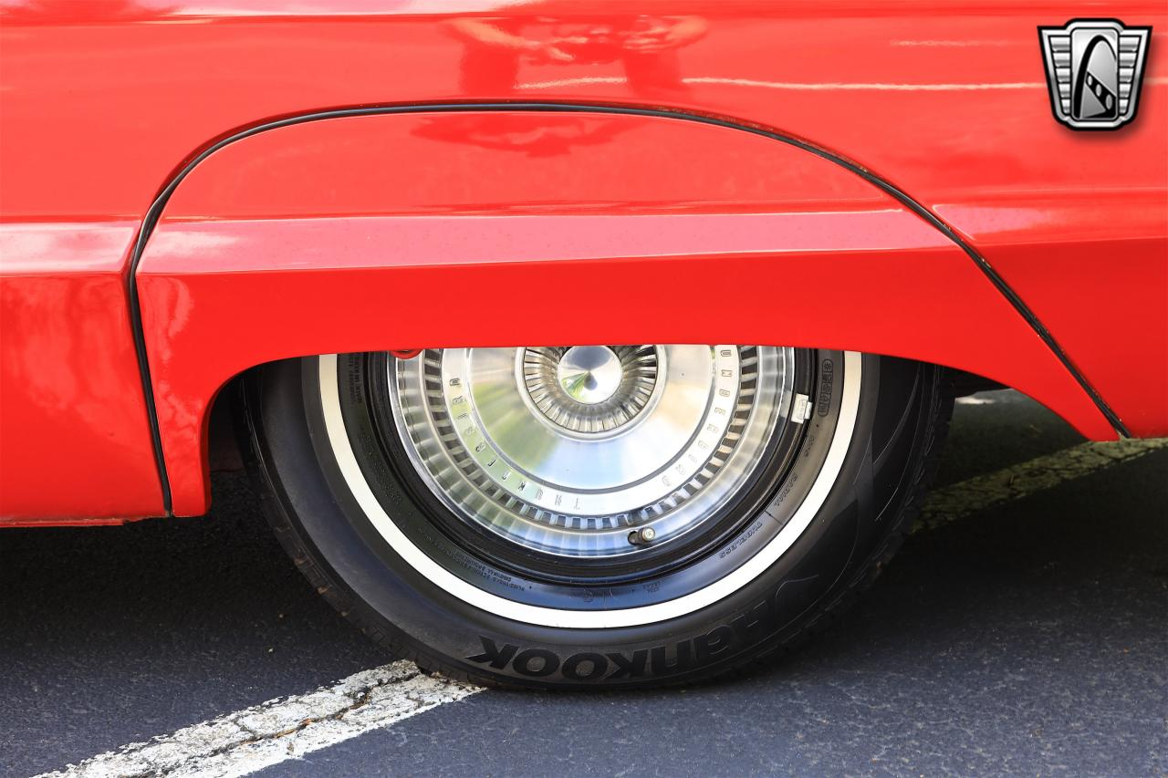 1965 Ford Thunderbird 63