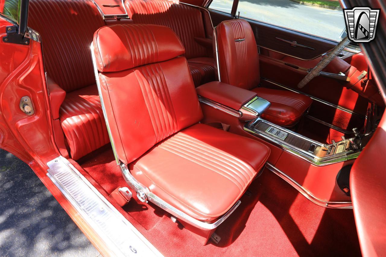 1965 Ford Thunderbird 66