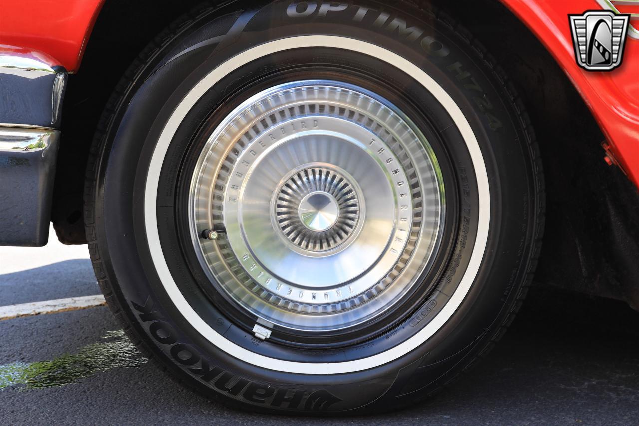 1965 Ford Thunderbird 67