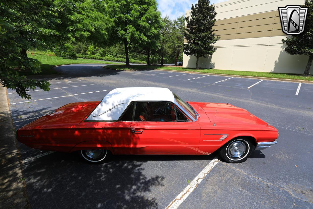 1965 Ford Thunderbird 71