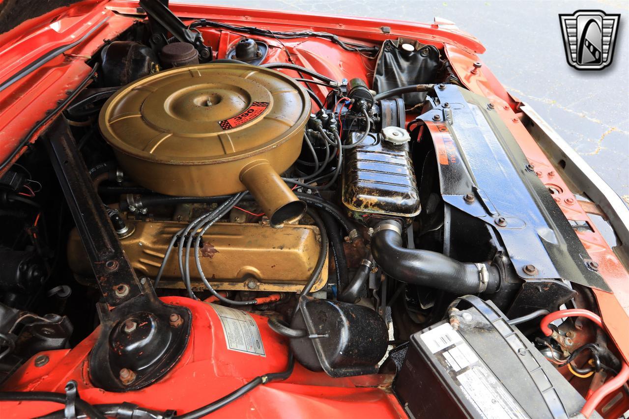 1965 Ford Thunderbird 78