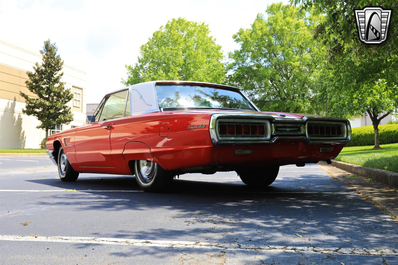 1965 Ford Thunderbird 99