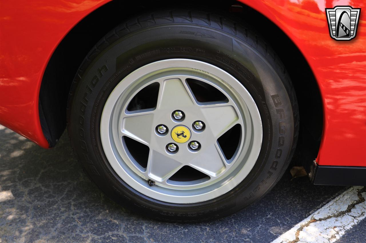 1988 Ferrari Testarossa 5