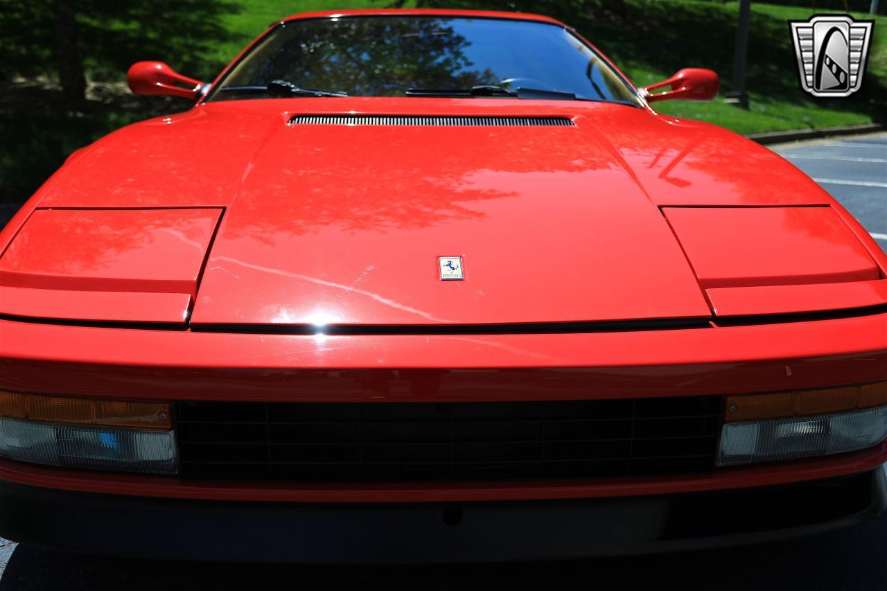 1988 Ferrari Testarossa 8