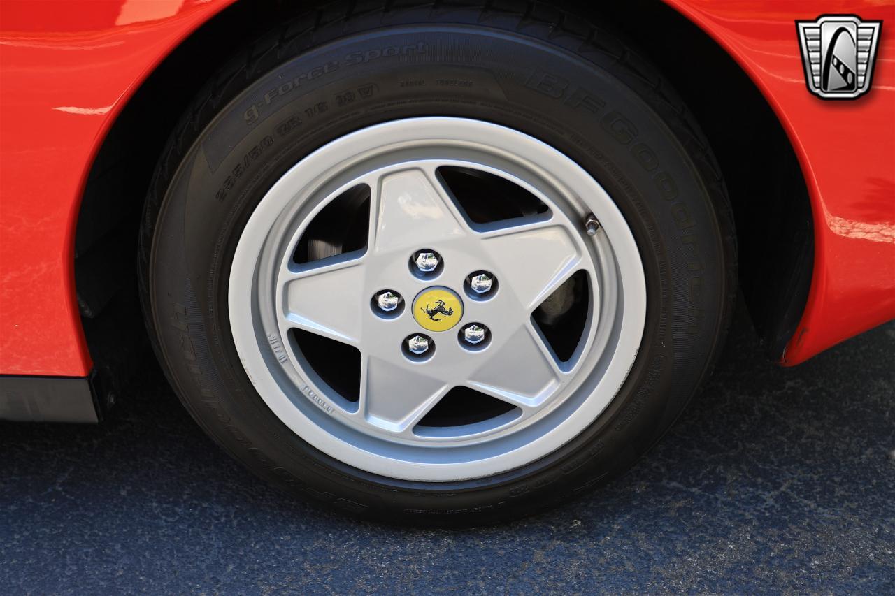 1988 Ferrari Testarossa 10