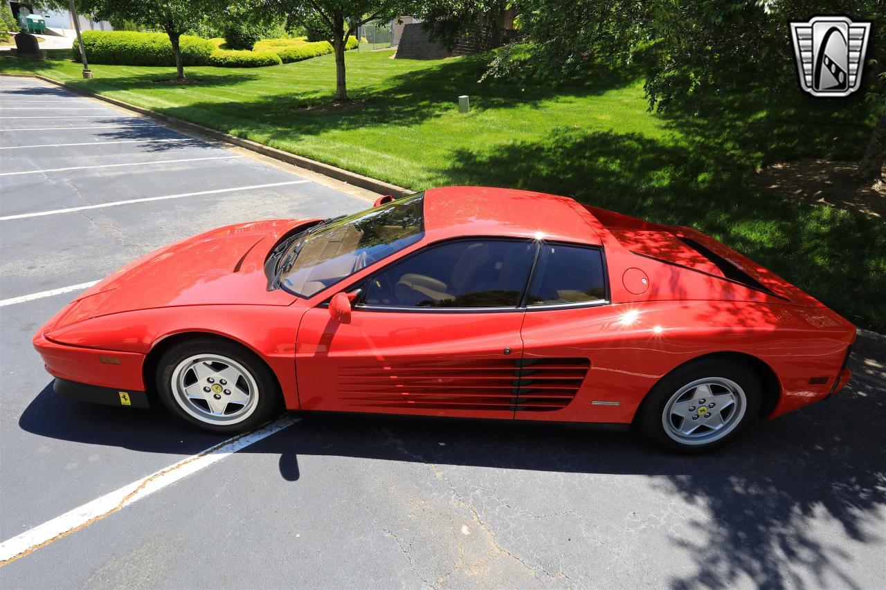 1988 Ferrari Testarossa 12