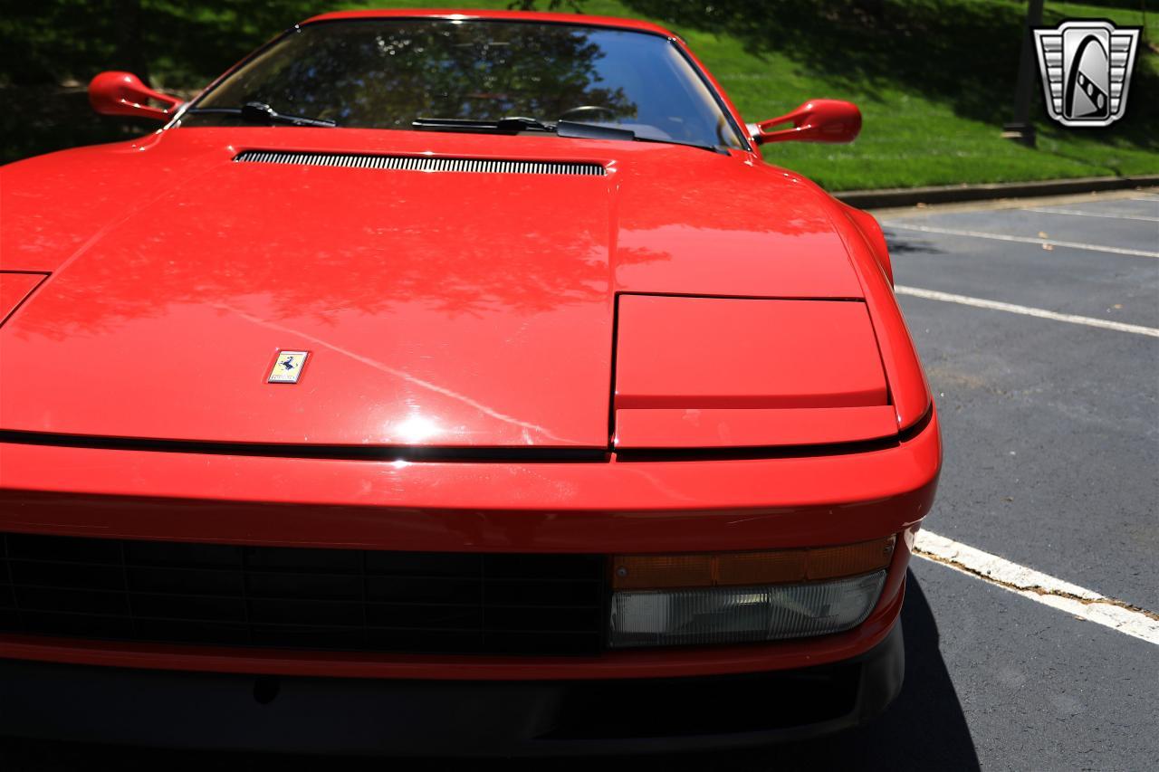 1988 Ferrari Testarossa 13