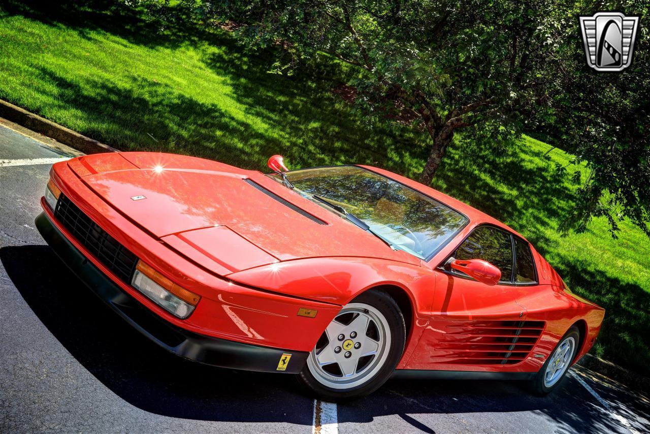 1988 Ferrari Testarossa 20