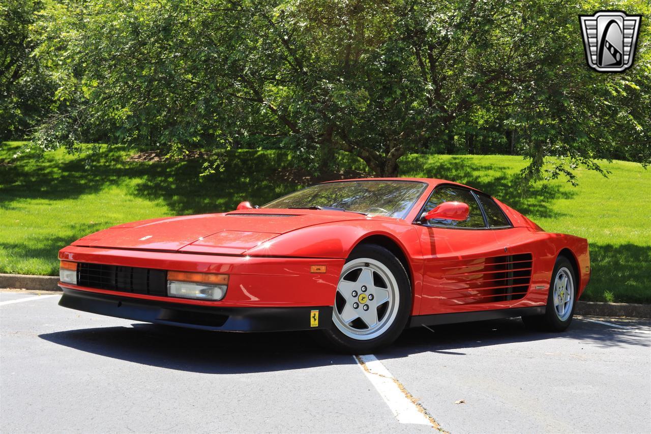 1988 Ferrari Testarossa 24