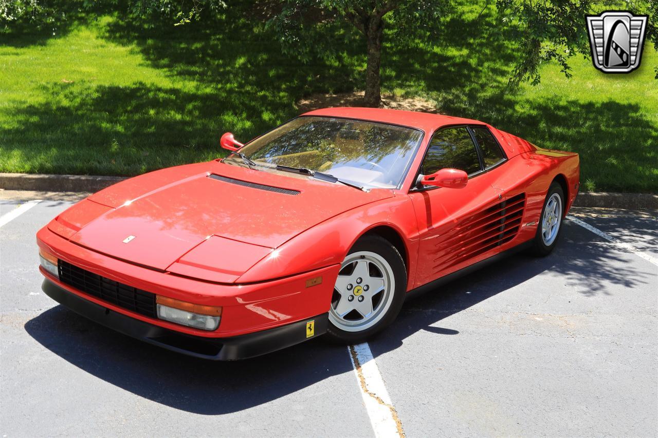 1988 Ferrari Testarossa 28