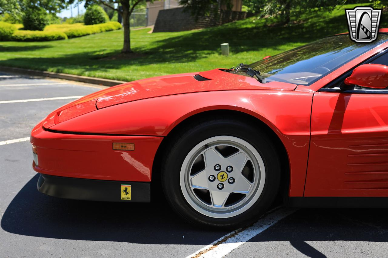 1988 Ferrari Testarossa 29