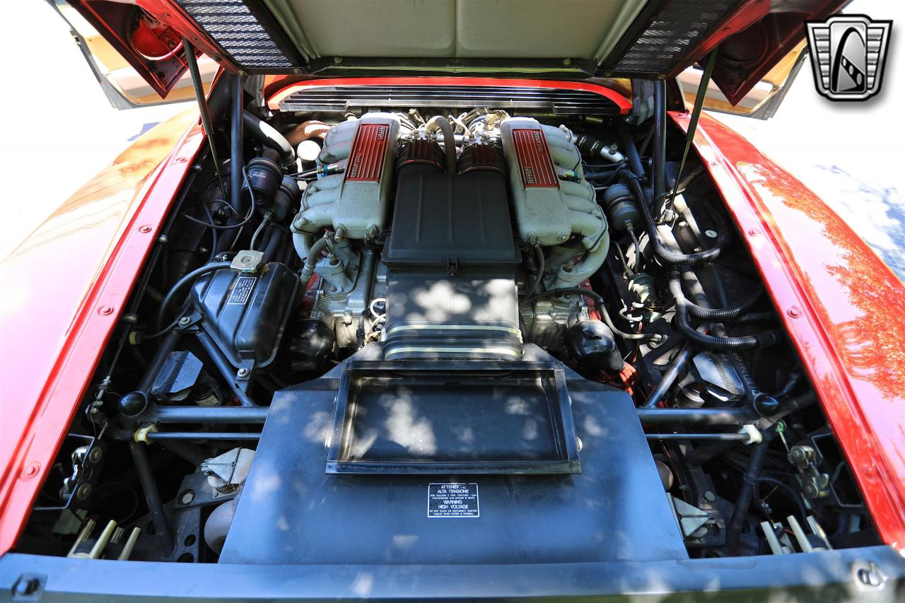 1988 Ferrari Testarossa 31