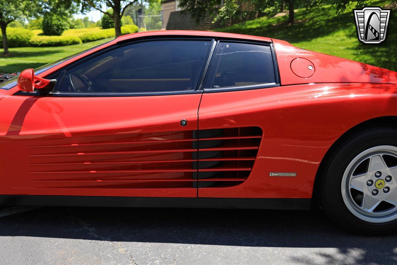 1988 Ferrari Testarossa 33