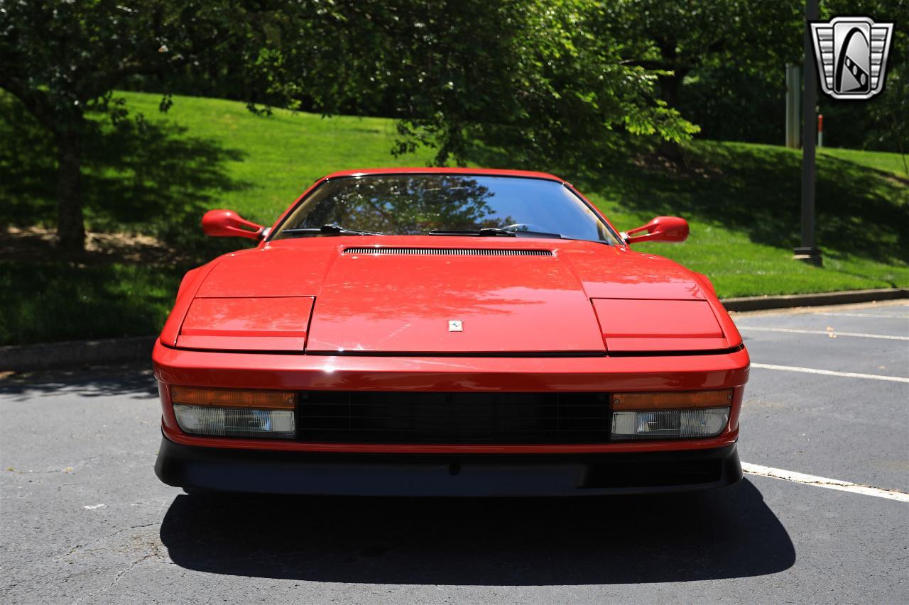 1988 Ferrari Testarossa 36