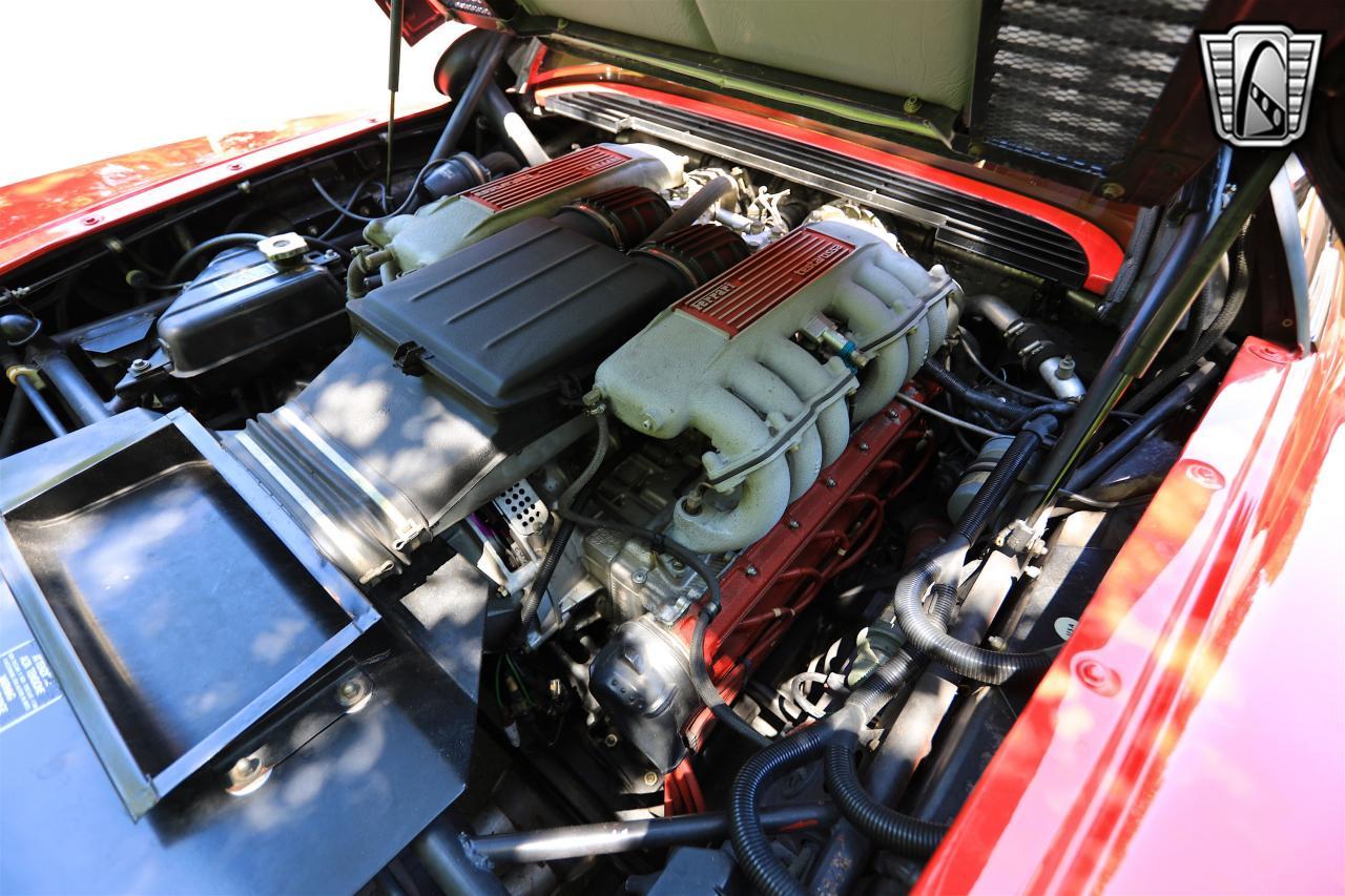 1988 Ferrari Testarossa 39