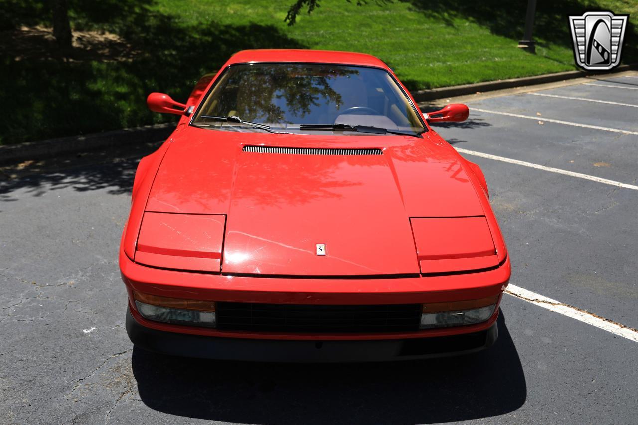 1988 Ferrari Testarossa 40