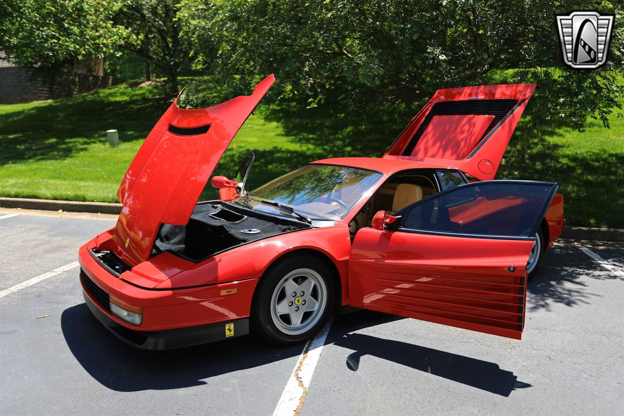 1988 Ferrari Testarossa 43