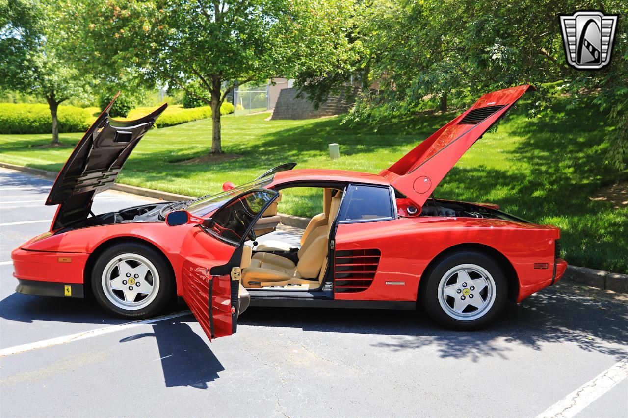 1988 Ferrari Testarossa 47