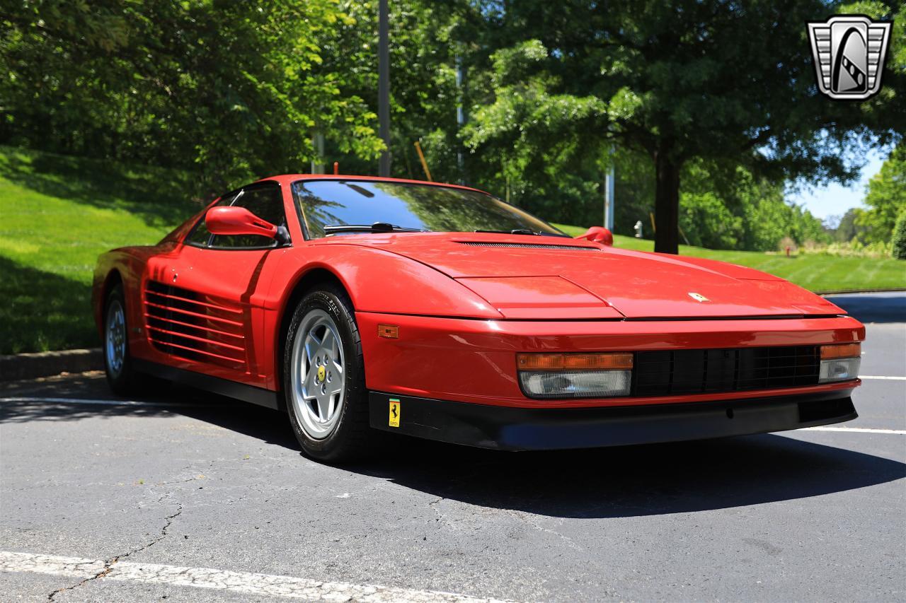 1988 Ferrari Testarossa 48