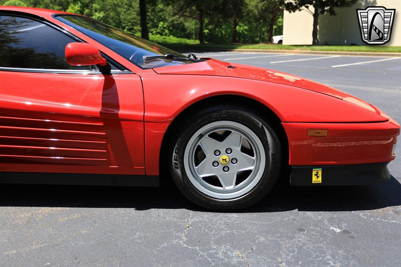 1988 Ferrari Testarossa 49
