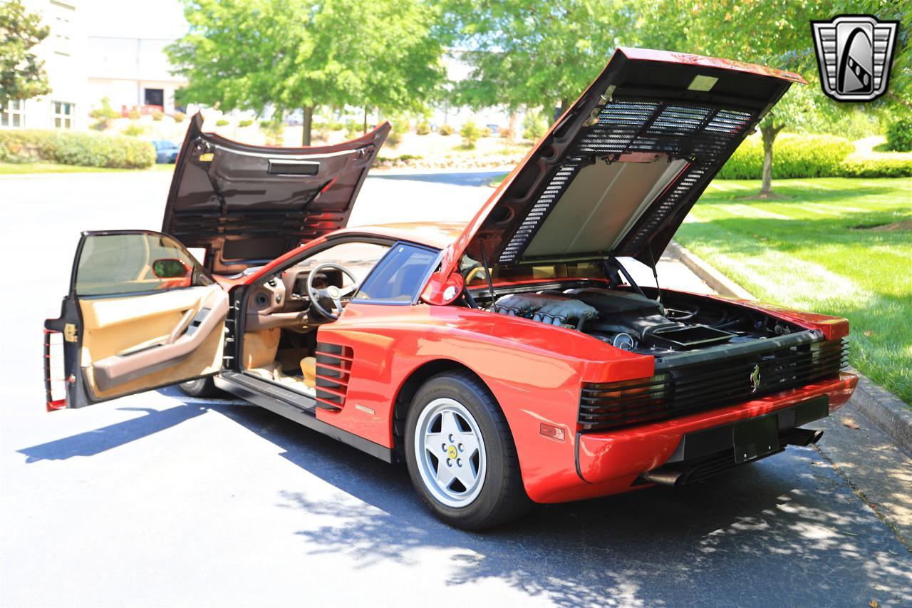 1988 Ferrari Testarossa 51