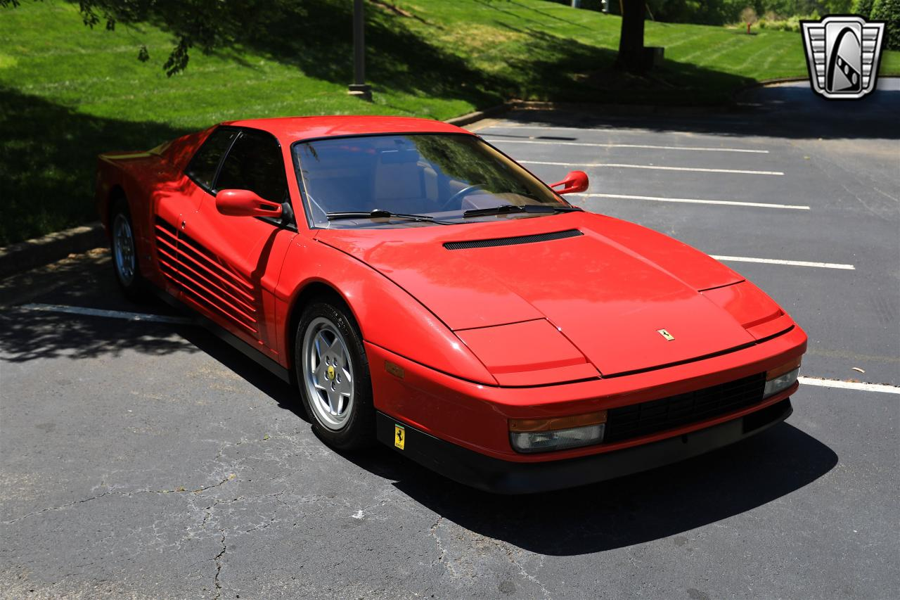 1988 Ferrari Testarossa 52
