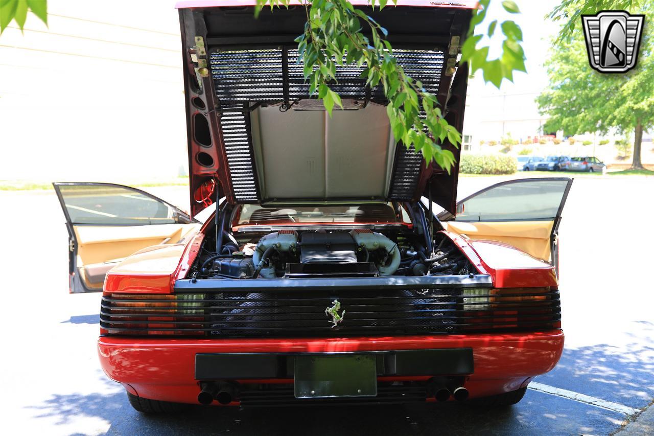 1988 Ferrari Testarossa 55