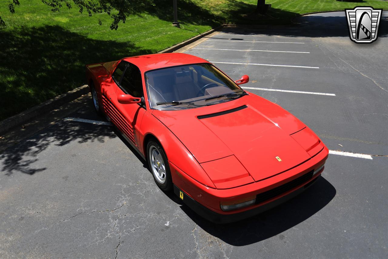 1988 Ferrari Testarossa 56