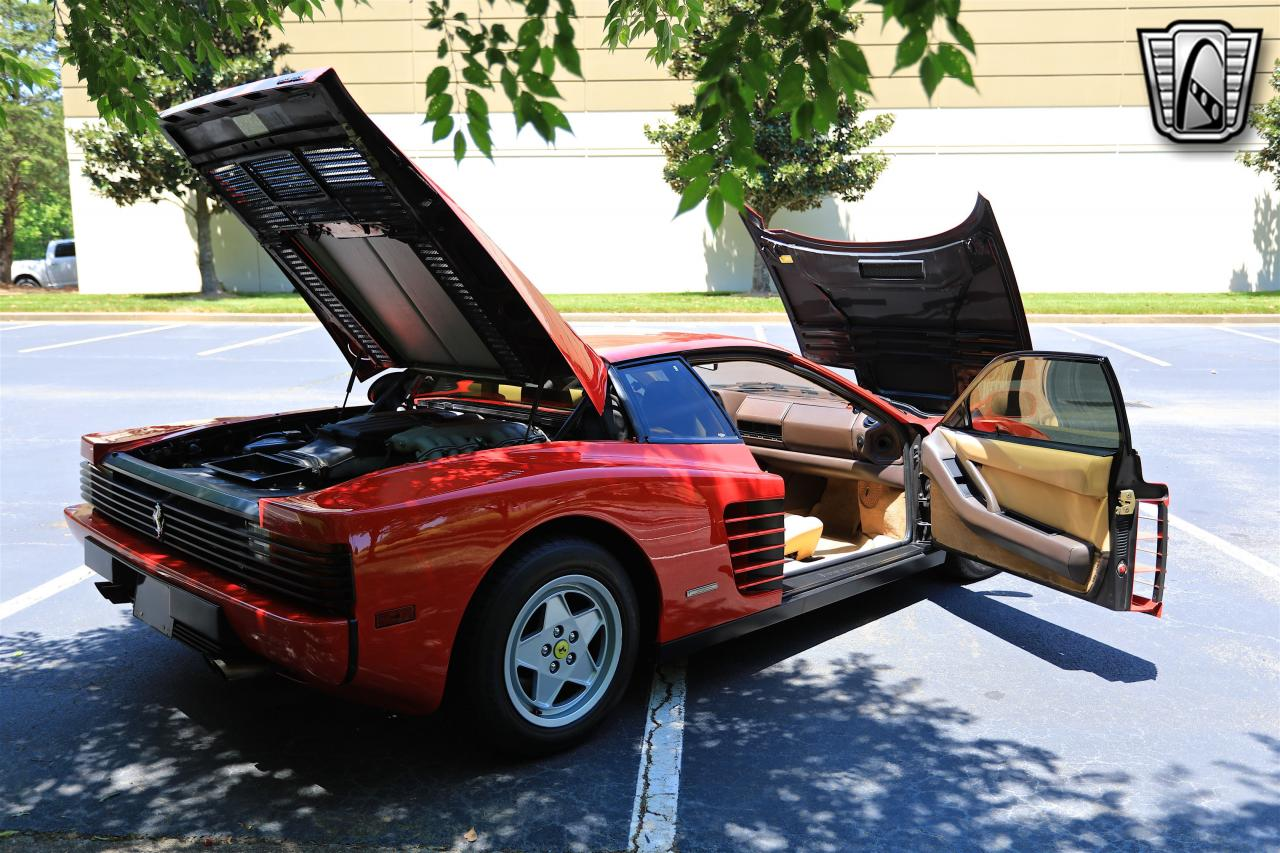 1988 Ferrari Testarossa 59