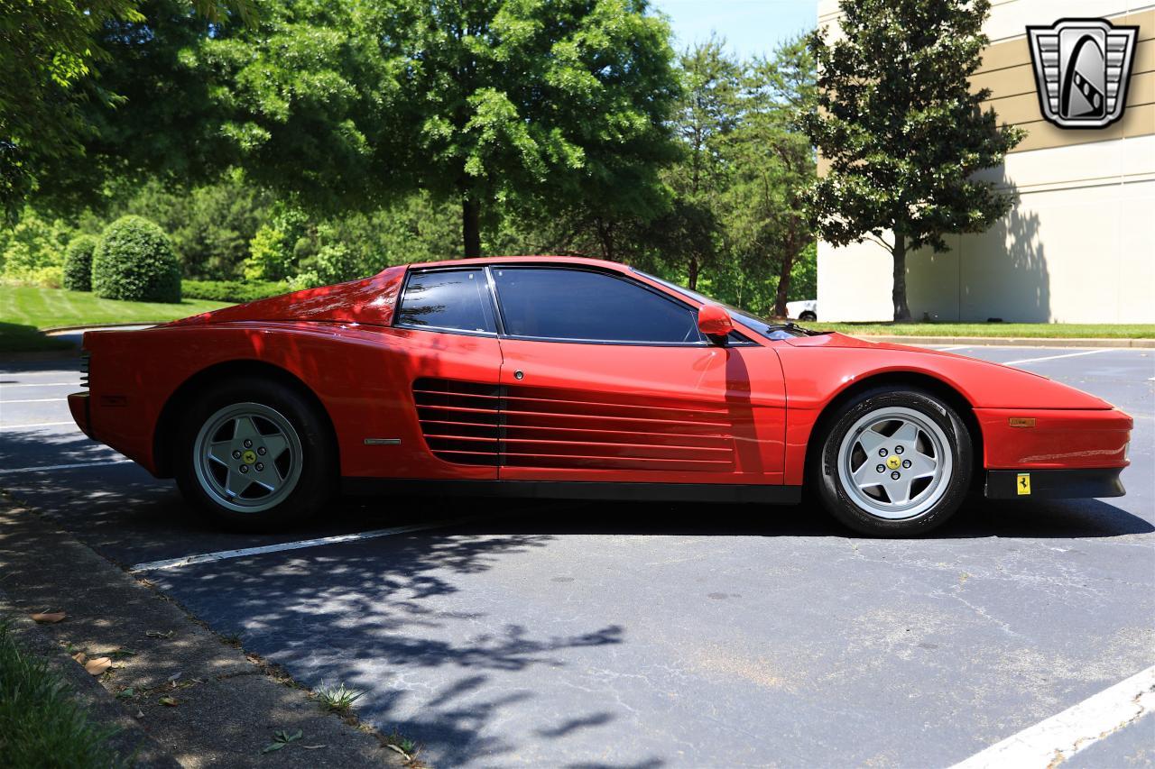 1988 Ferrari Testarossa 60