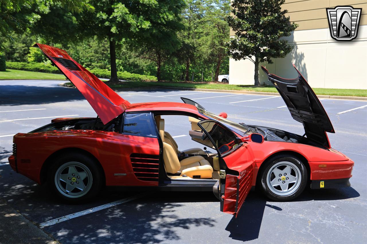 1988 Ferrari Testarossa 63