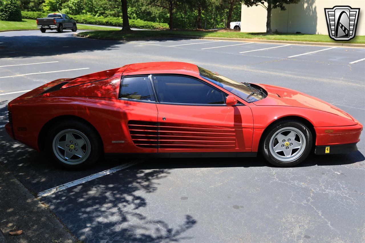 1988 Ferrari Testarossa 64