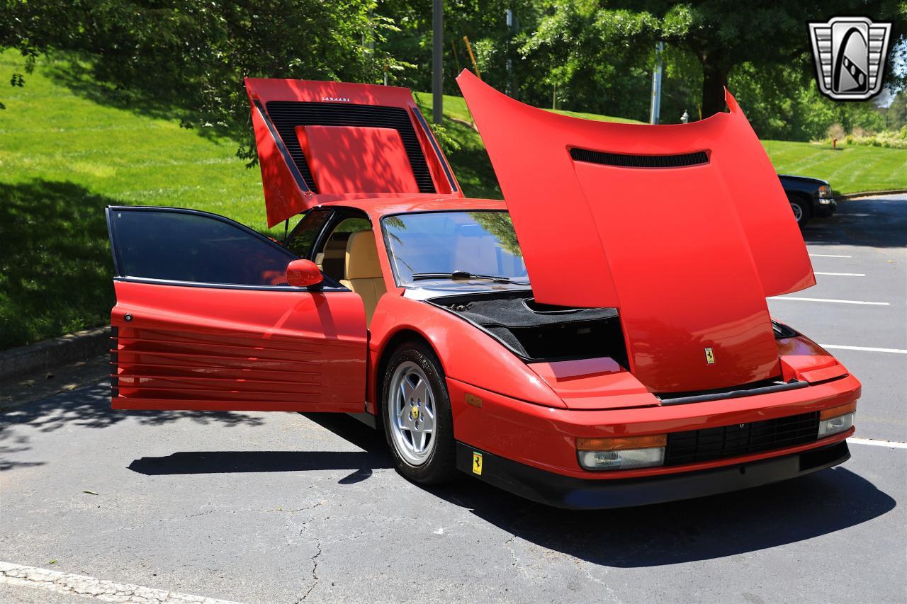 1988 Ferrari Testarossa 67
