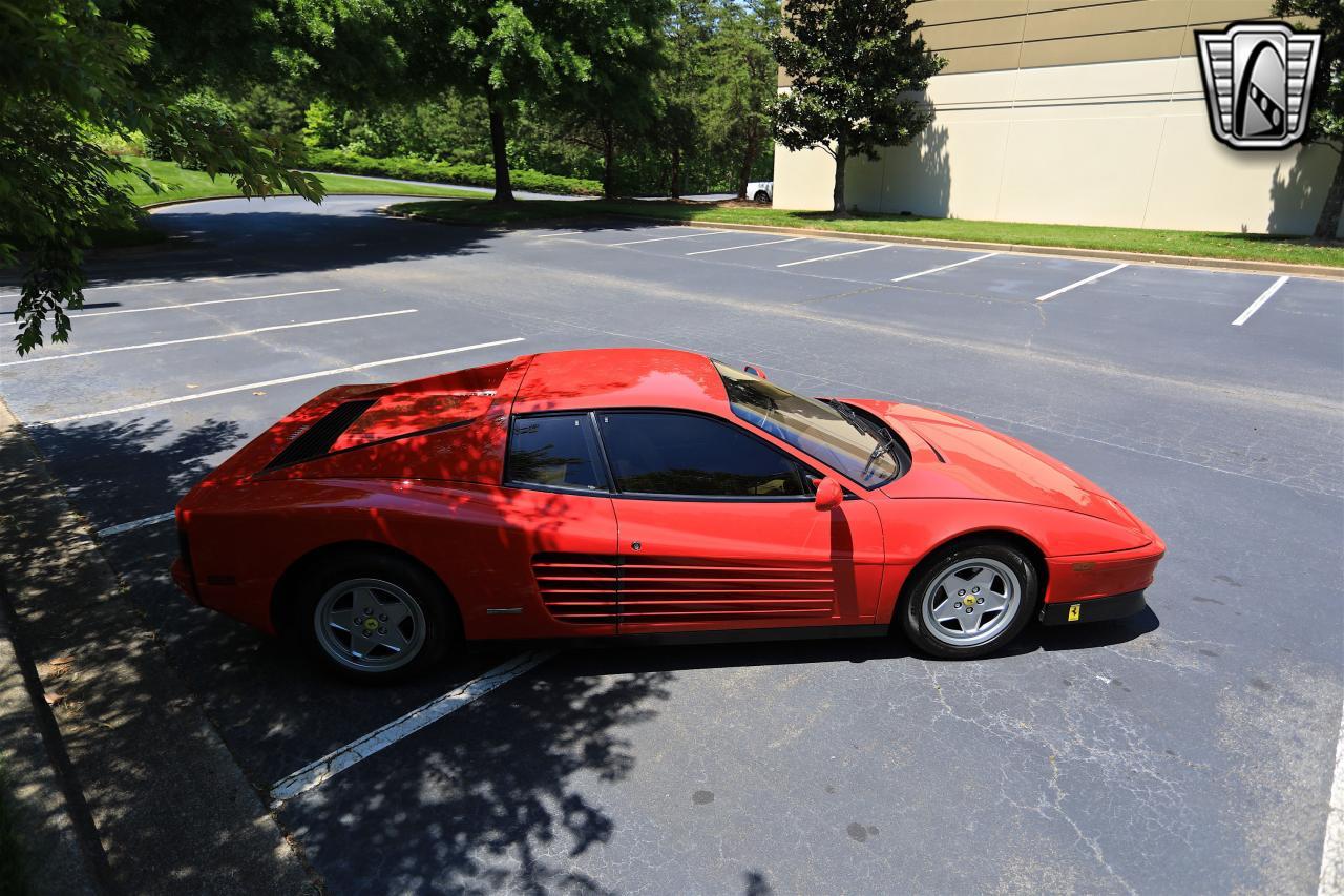 1988 Ferrari Testarossa 68