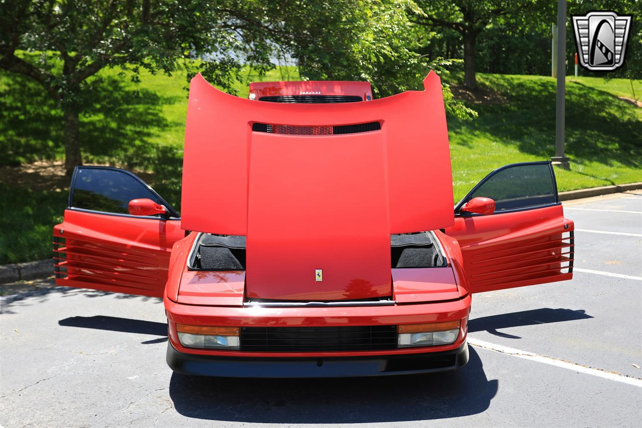 1988 Ferrari Testarossa 71