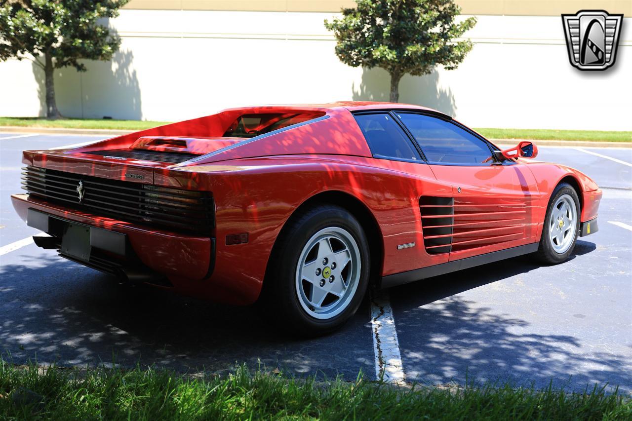 1988 Ferrari Testarossa 72