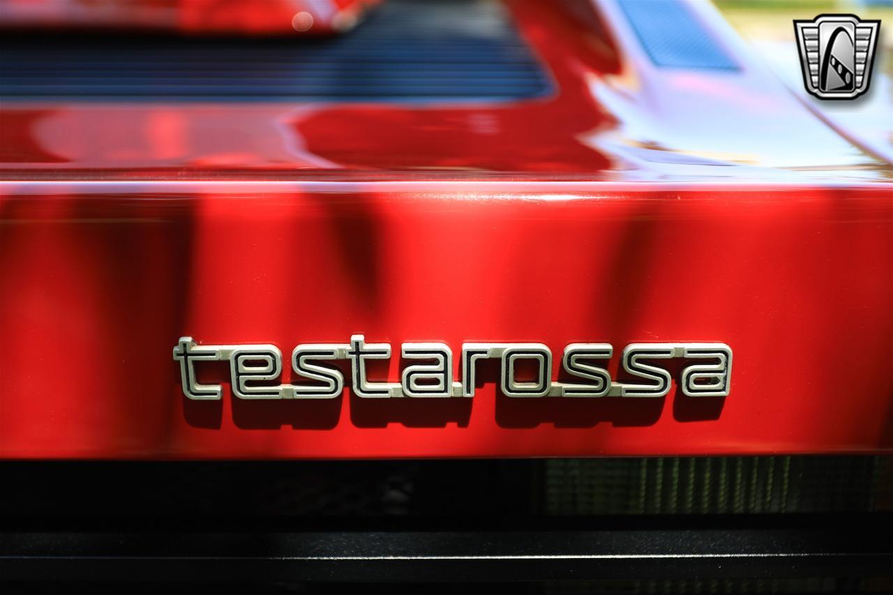 1988 Ferrari Testarossa 73