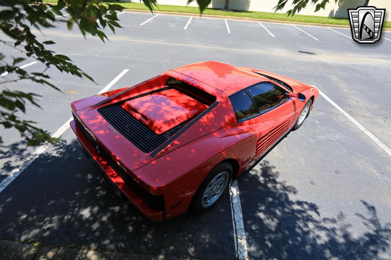 1988 Ferrari Testarossa 80