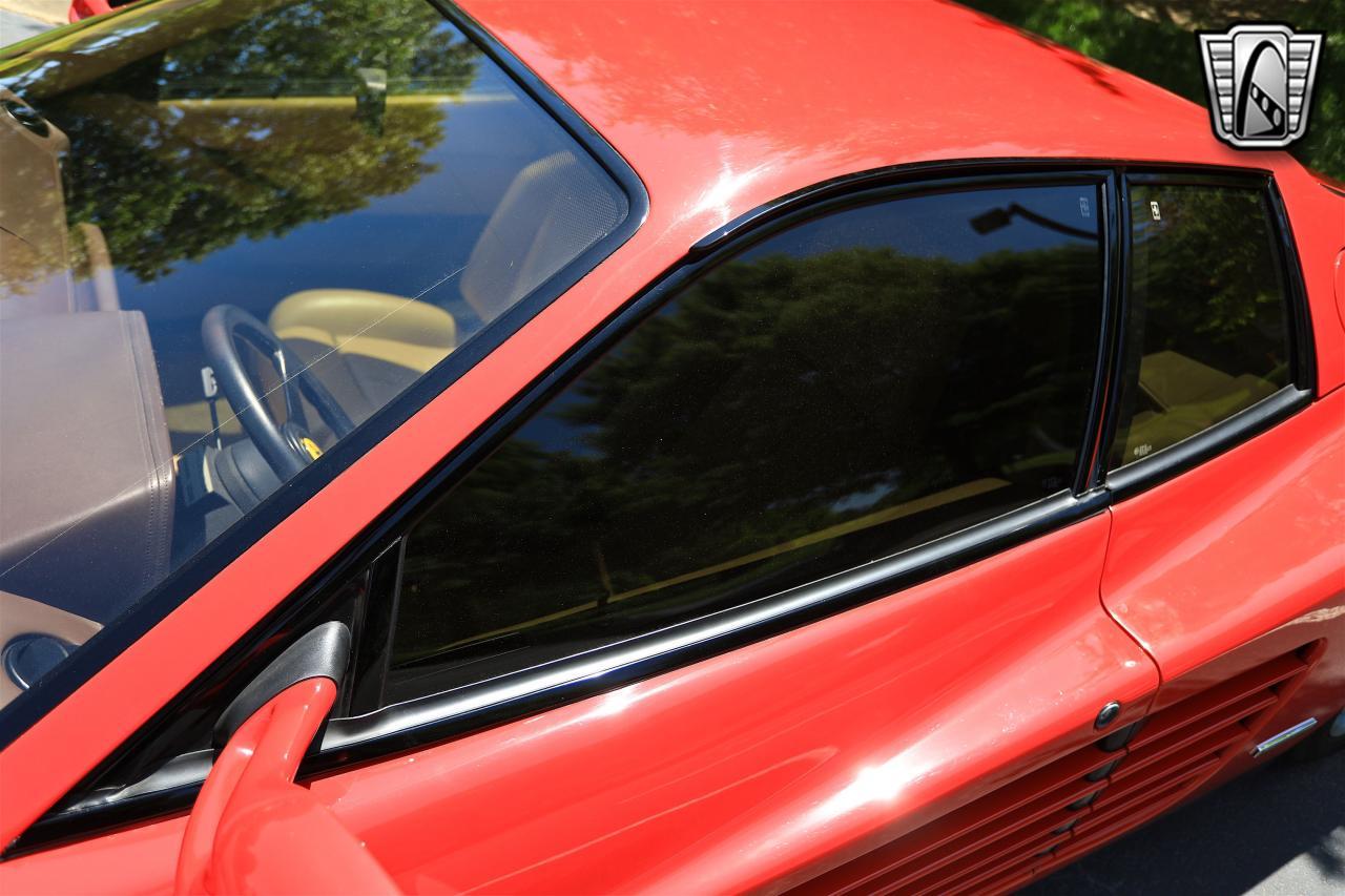 1988 Ferrari Testarossa 81