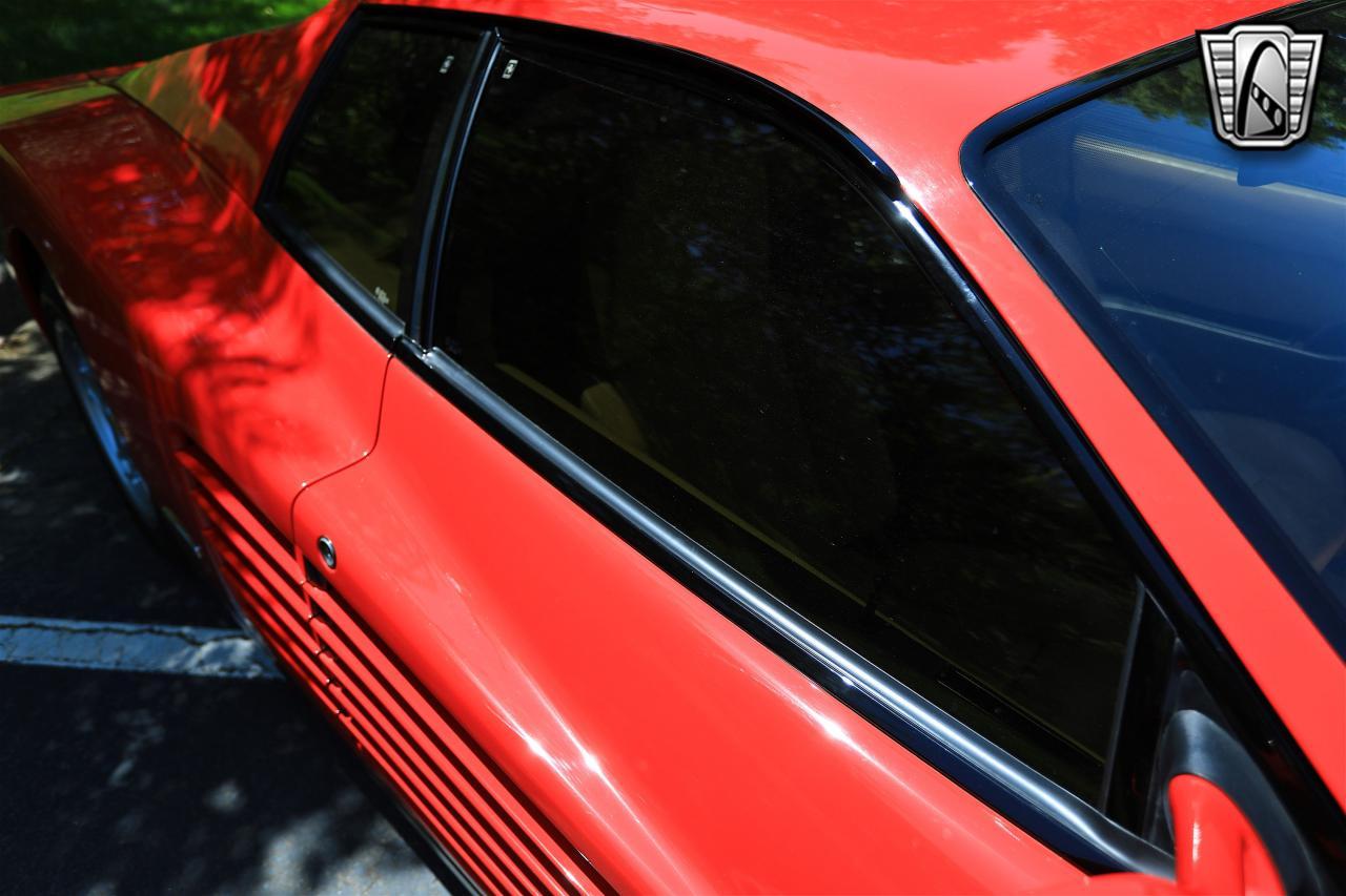 1988 Ferrari Testarossa 93