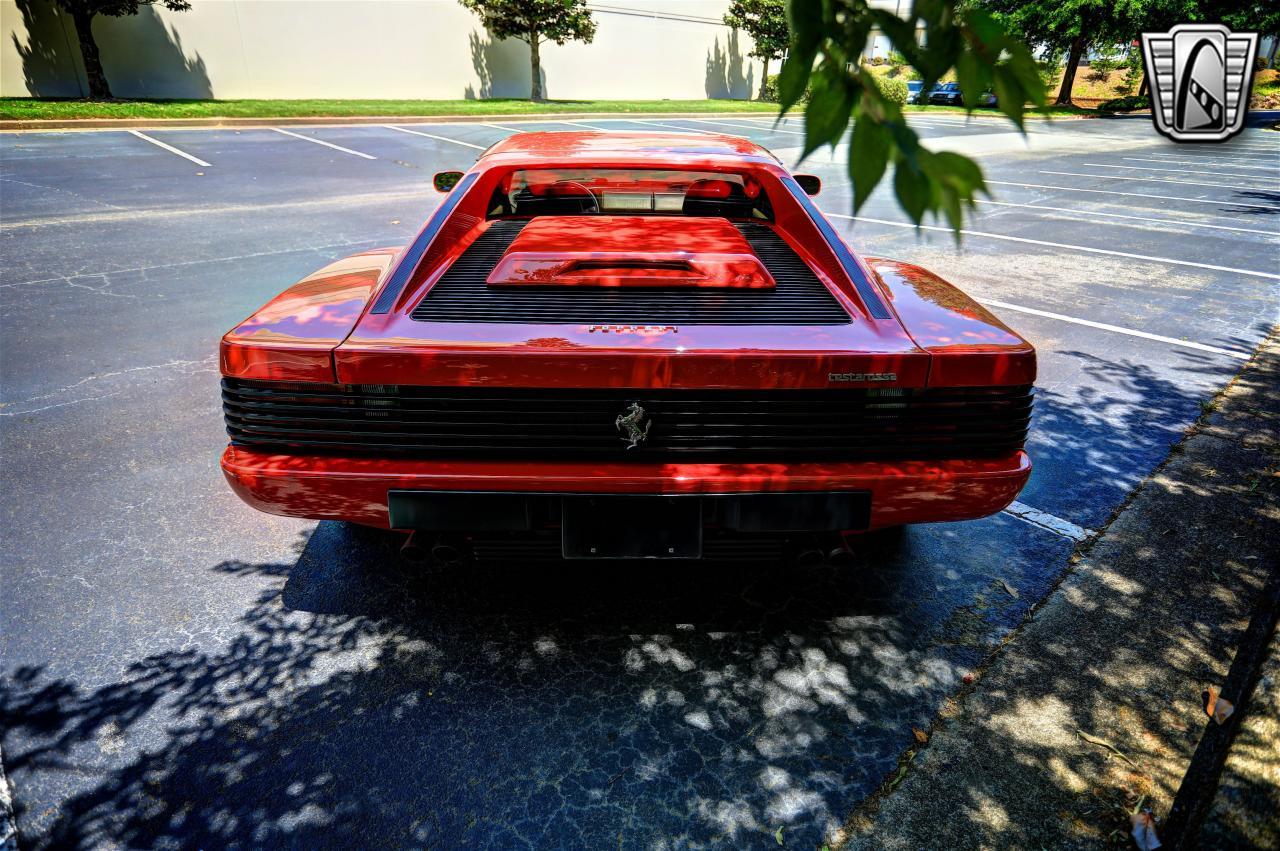 1988 Ferrari Testarossa 94