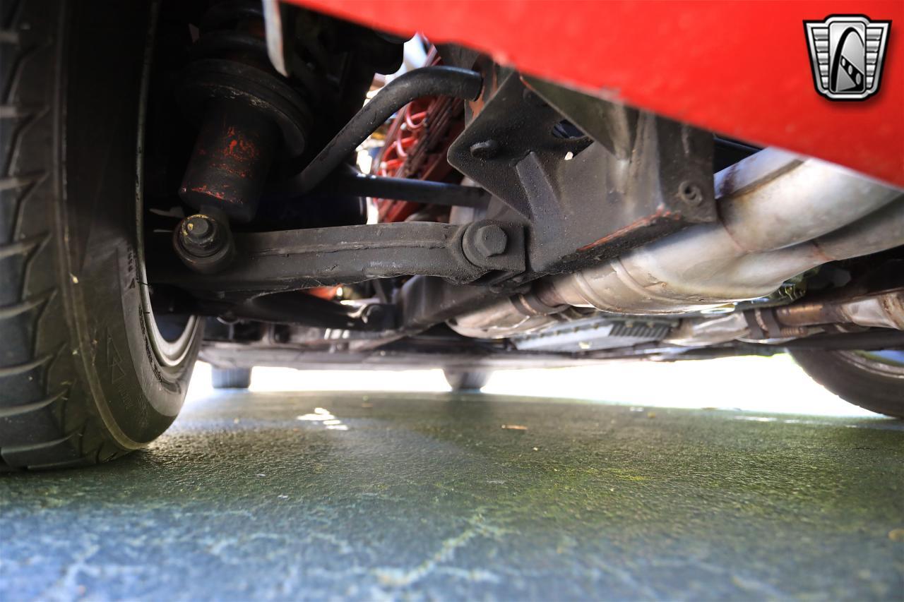 1988 Ferrari Testarossa 95