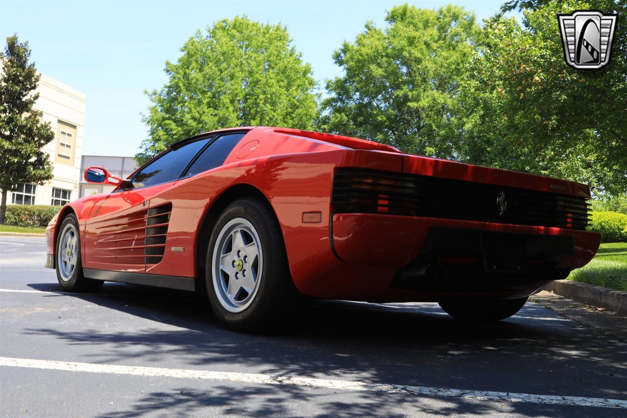 1988 Ferrari Testarossa 96