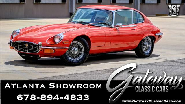 1973 Jaguar XKE<br><span style='font-size: large; font-style: italic'><b>  </b></span>