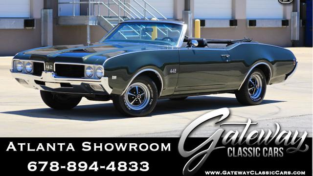 1969 Oldsmobile 442<br><span style='font-size: large; font-style: italic'><b>  </b></span>