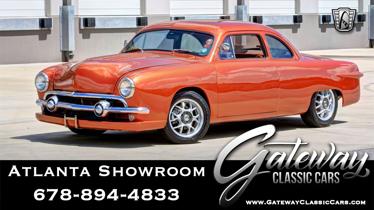 Used 1951 Ford Coupe