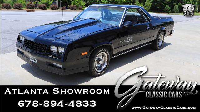 1987 Chevrolet El Camino<br><span style='font-size: large; font-style: italic'><b>  </b></span>